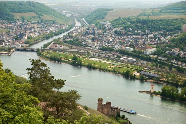 Mäuseturm Bingen Rhein Legenden