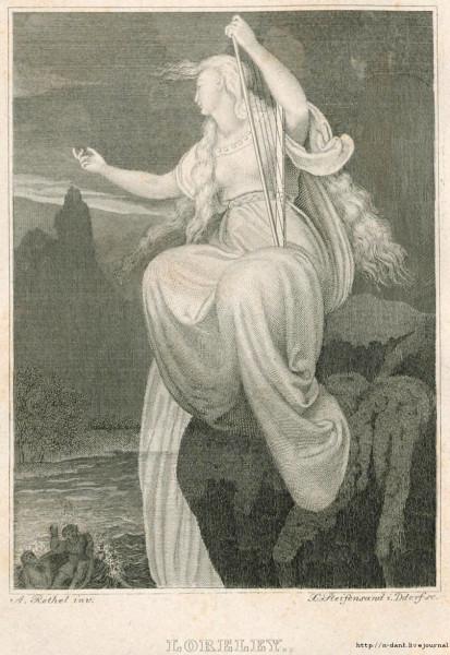 Loreley. A. Rethel