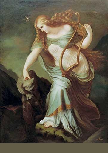 Lorelei von Ferdinand Marternsteig nach Carl Ferdinand Sohn