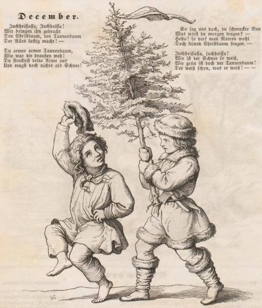 Ёлка 1849 Deutscher Jugendkalender