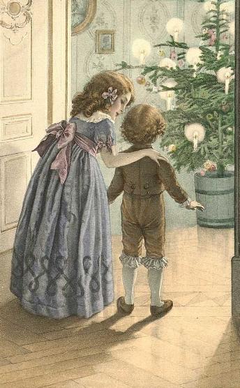 открытки Рождество M.Munk