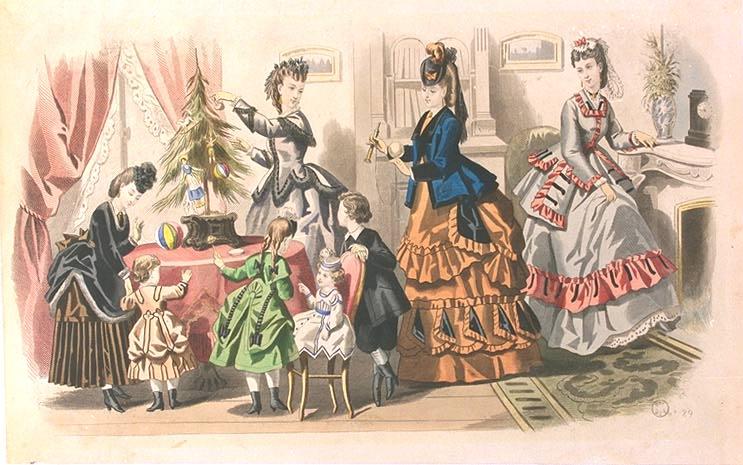 Вика, открытки англия 19 век