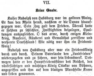 Rudolf von Habsburg 1218–1291