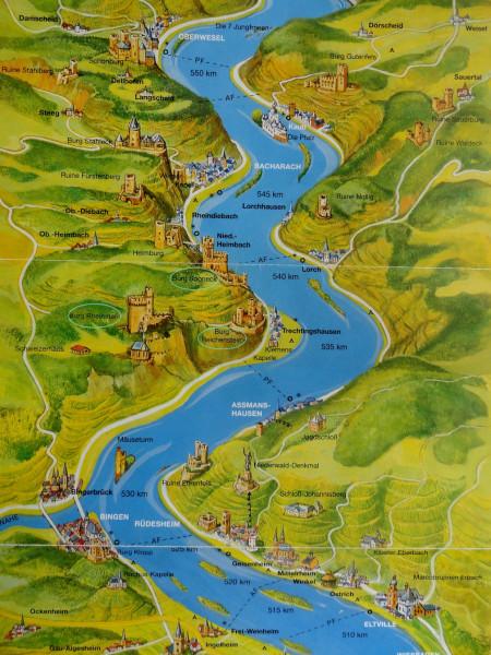 Mittelrhein-Burgen_Karte