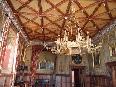 Schloss Stolzenfels_Living room