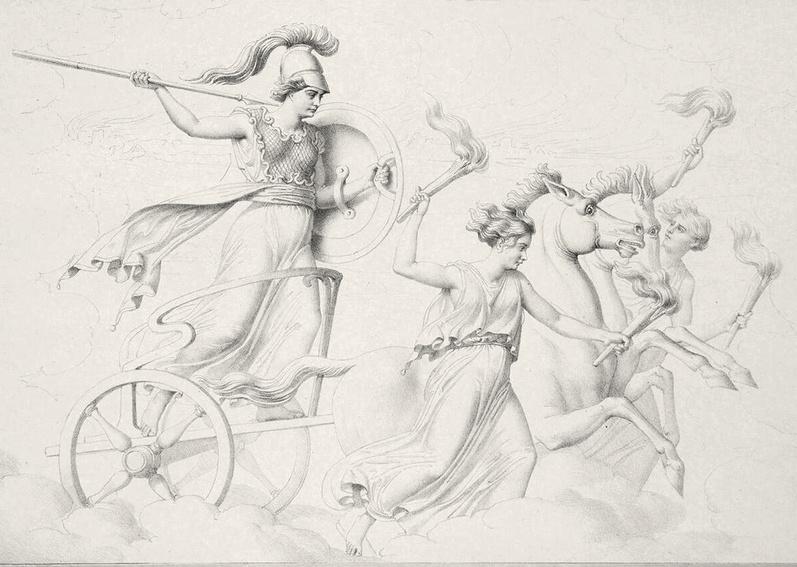 Chariot of Bellona