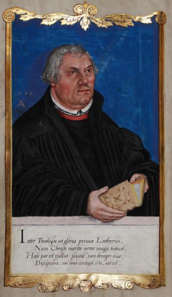 Luther-Porträt_Chranah_Lucas_1562