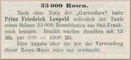 Rosen-Zeitung 1892