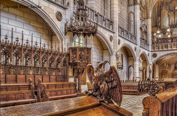 photo_Schlosskirche in Lu.-Wittenberg_Peter Jasche