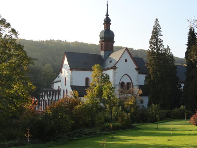 Монастырь Эбербах фотографии история описание Kloster Eberbach