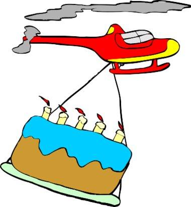 Поздравление вертолетчику с днем рождения