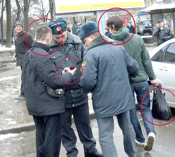 провокатор с ОТРАВЛЯЮЩИМ веществом и его куратор с корочками МВД
