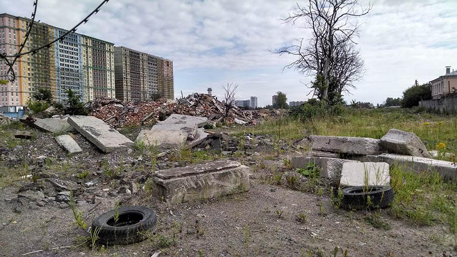 пакгаузы Варшавского вокзала уничтожены ПОЛНОСТЬЮ!