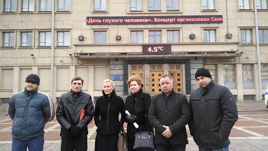 Министр транспорта РФ Соколов кинул дальнобойщиков Питера!