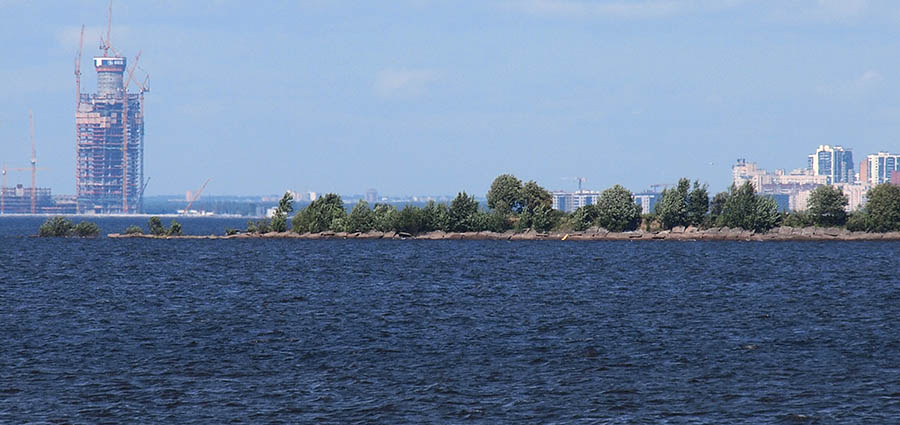 лахта-центр газпром-сити