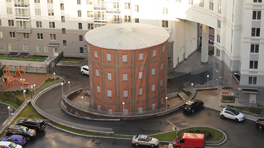 Башня Красуцкого 3В