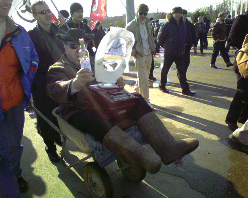 Александр Расторгуев - ТИГР Петербург
