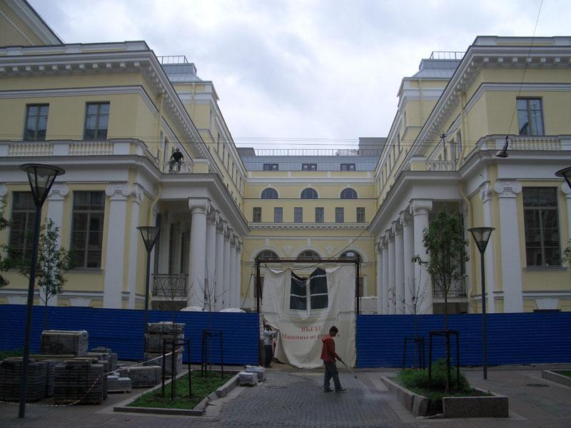 Дворец культуры правда москва фото