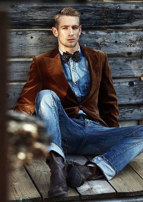 denim-shirt-and-jeans-and-boots-and-bow-tie-and-blazer-large