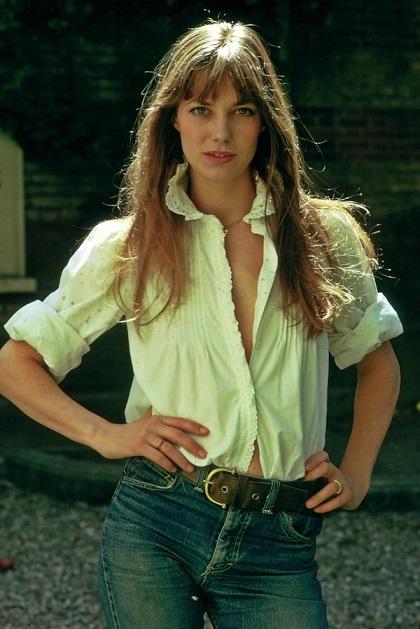 MiH Jeans, Made in Heaven, Designer Jeans, British Premium Denim, Jane Birkin, Birkin Shirt, Style Icon