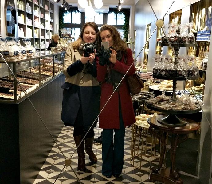 Один день в Берлине: с осенью, запахом кофе и даже по следам Набокова
