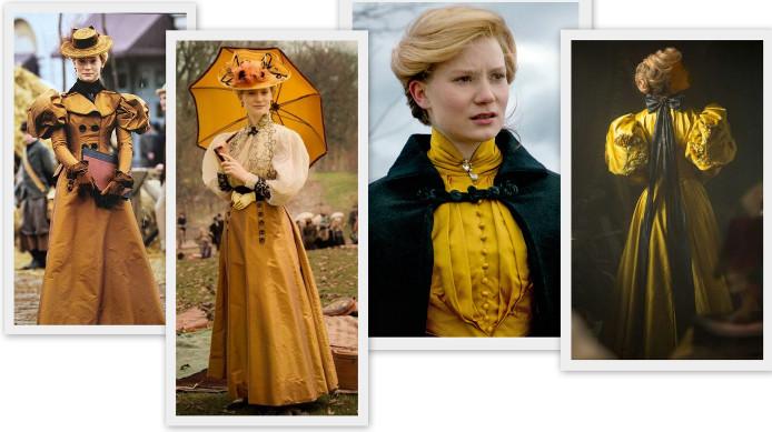 b8a2428f Но желтый - не только цвет солнца, но еще и цвет золота, призванный  подчеркнуть, что наша героиня богата. Богатство Эдит играет в этой истории  не последнюю ...