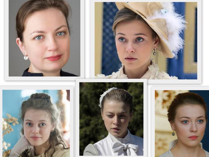 вот только романтические образы актрисы Юлии по характеру и жизненным целям не подошли совешенно...