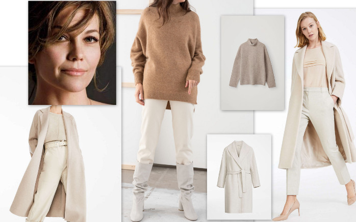 образы Max Mara и ...and other stories