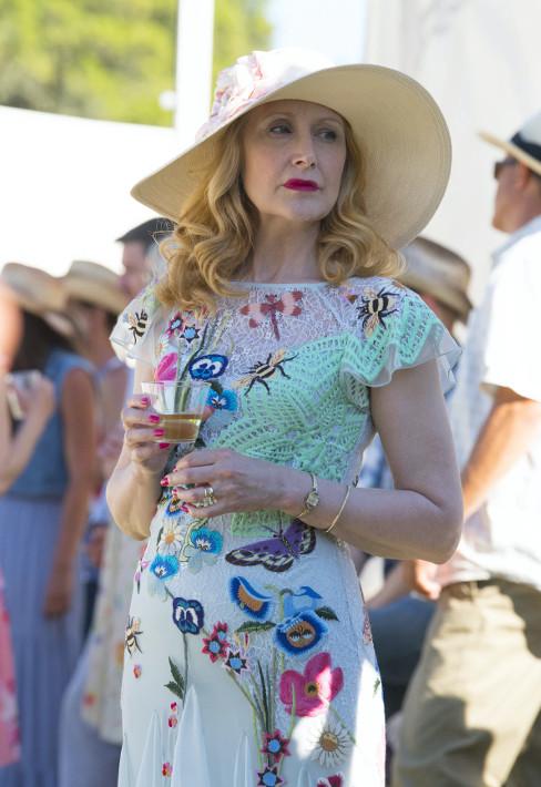 платье Temperley London стоимостью несколько тысяч $$$