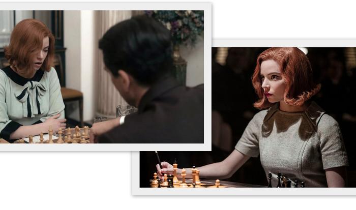 Ход королевы: шах, мат, стиль.