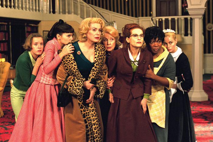"""""""8 женщин"""" : о стиле и женственности"""