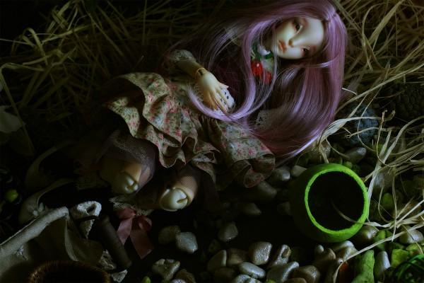 Авторские куклы - разных авторов 001489t0