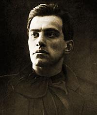 В.В.Маяковский в молодости