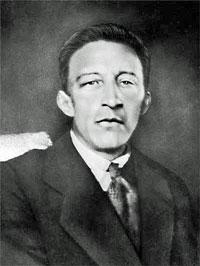 А.Блок 1921 год