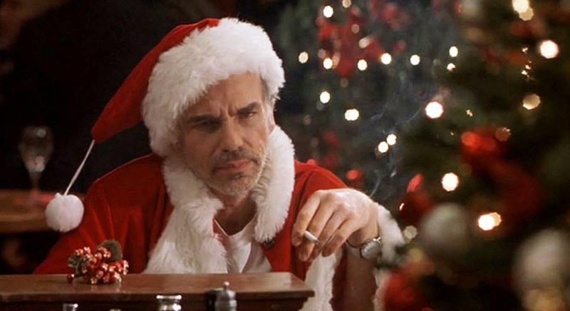 "кадр из х/ф ""Плохой Санта"""