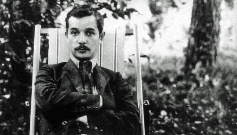 Саша Черный 1900-х годах