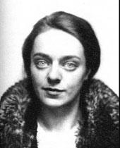 Ариадна Эфрон ( старшая дочь Марины Цветаевой)