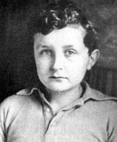 Мур (Георгий Эфрон)  младший сын Марины Цветаевой-