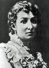Варвара Дмитриевна Иловайская ( первая жена И.В.Цветаева)