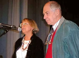 Вивиан Ламарк и Евгений Солонович