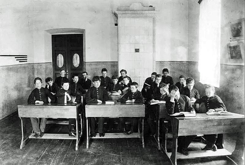 гимназический класс