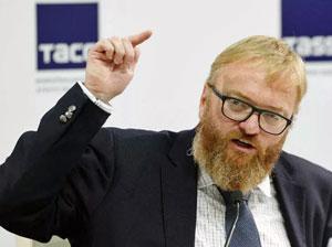 В.В. Милонов