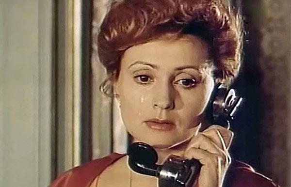 например, это Маргарет из фильма Биймы ( актриса  Лариса Кадочникова)