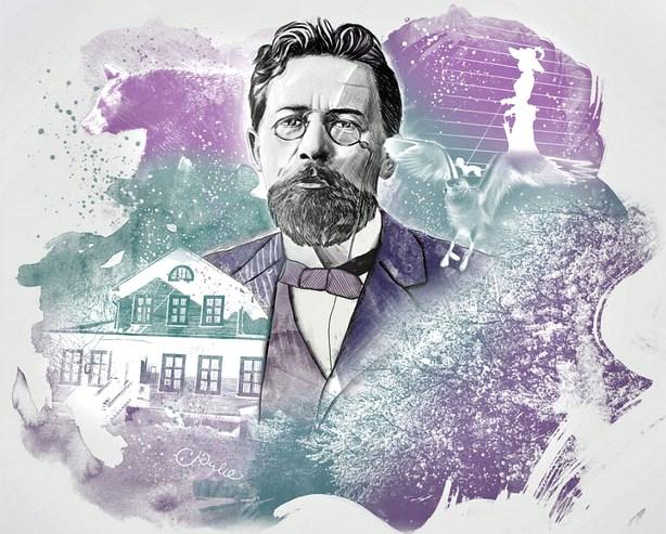изображение : Чехов Антон Павлович