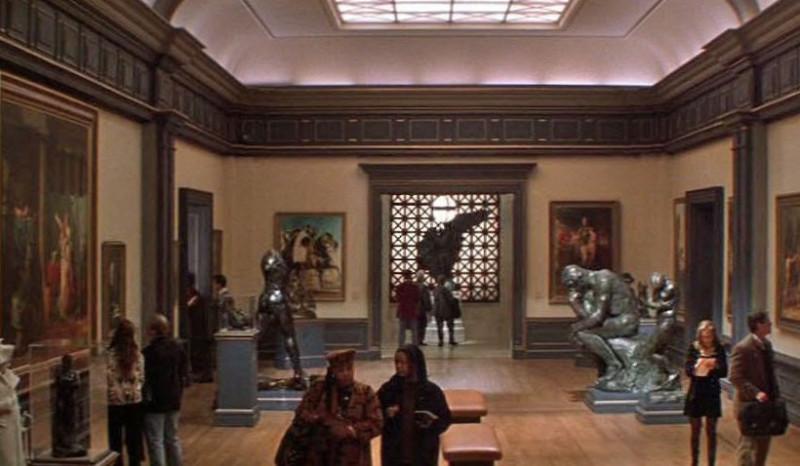 музеи -  сосредоточение произведений искусства