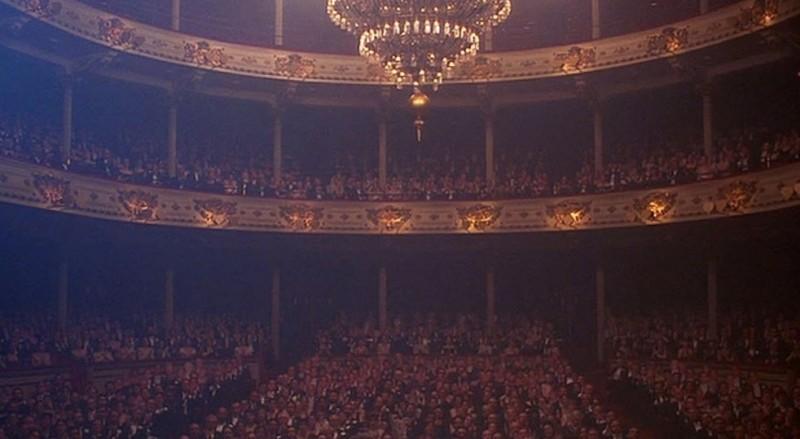 театр - храм искусства