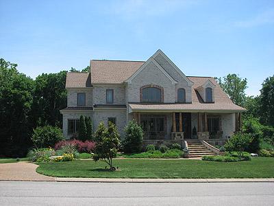 House #5 - house across the street