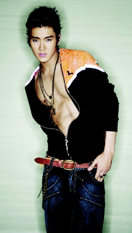 Siwon is hot? WHAT?