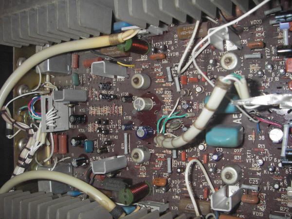 конденсаторе схемы защиты,