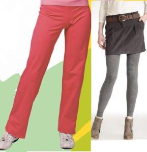 штаны-юбка